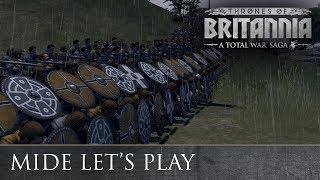 Total War: THRONES OF BRITANNIA - Gaelic Lets Play
