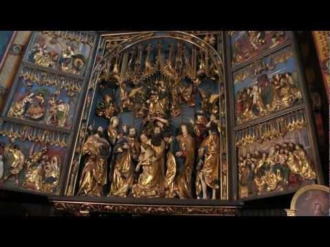 Basílica de Santa María, Cracovia, Polonia