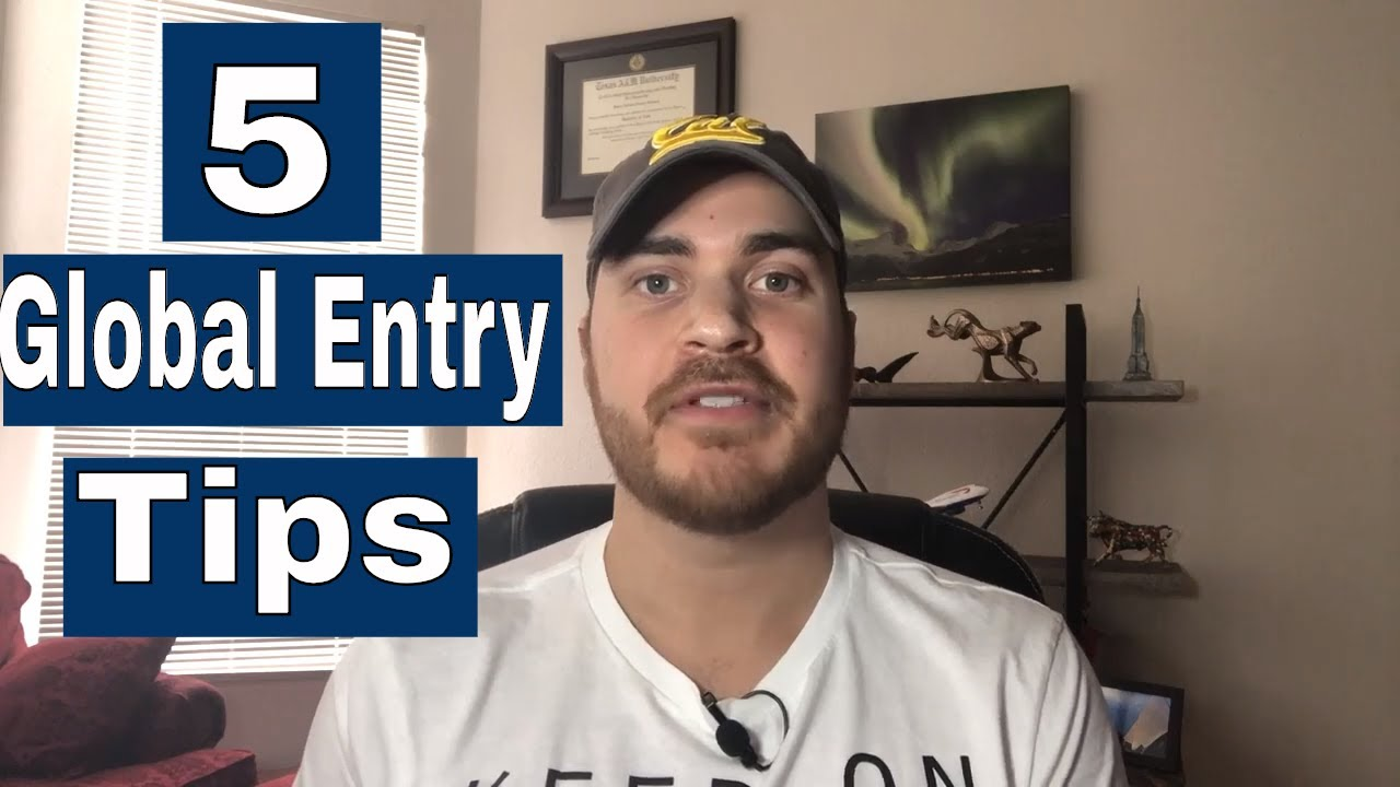 Global Entry Interview: What to Bring? [2019] - UponArriving