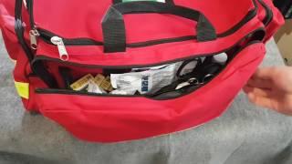St John Ambulance 85 Trauma Kit - Trauma Bag Deluxe
