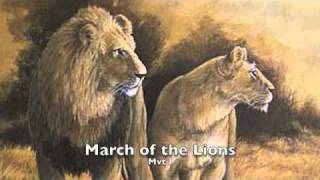 Saint-Saens: Carnival of the Animals~Marche Royale du Lions (March of the Lions)