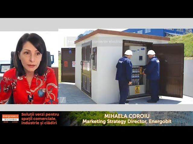 Mihaela Coroiu - EnergoBit