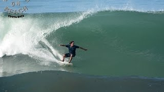 August 23 2016 Surfing Playa Hermosa Costa Rica