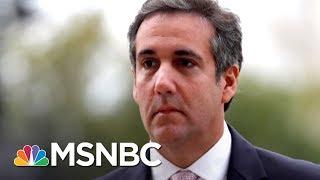 FBI Raids Office Of Longtime President Donald Trump Lawyer Michael Cohen | MSNBC