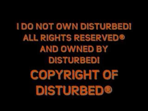 Disturbed - Haunted (lyrics)