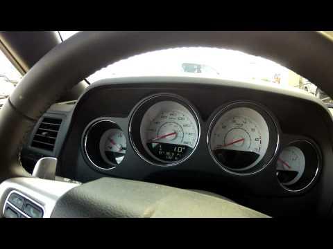 2012 Dodge Challenger at Santa Rosa CJD | Instrument Cluster
