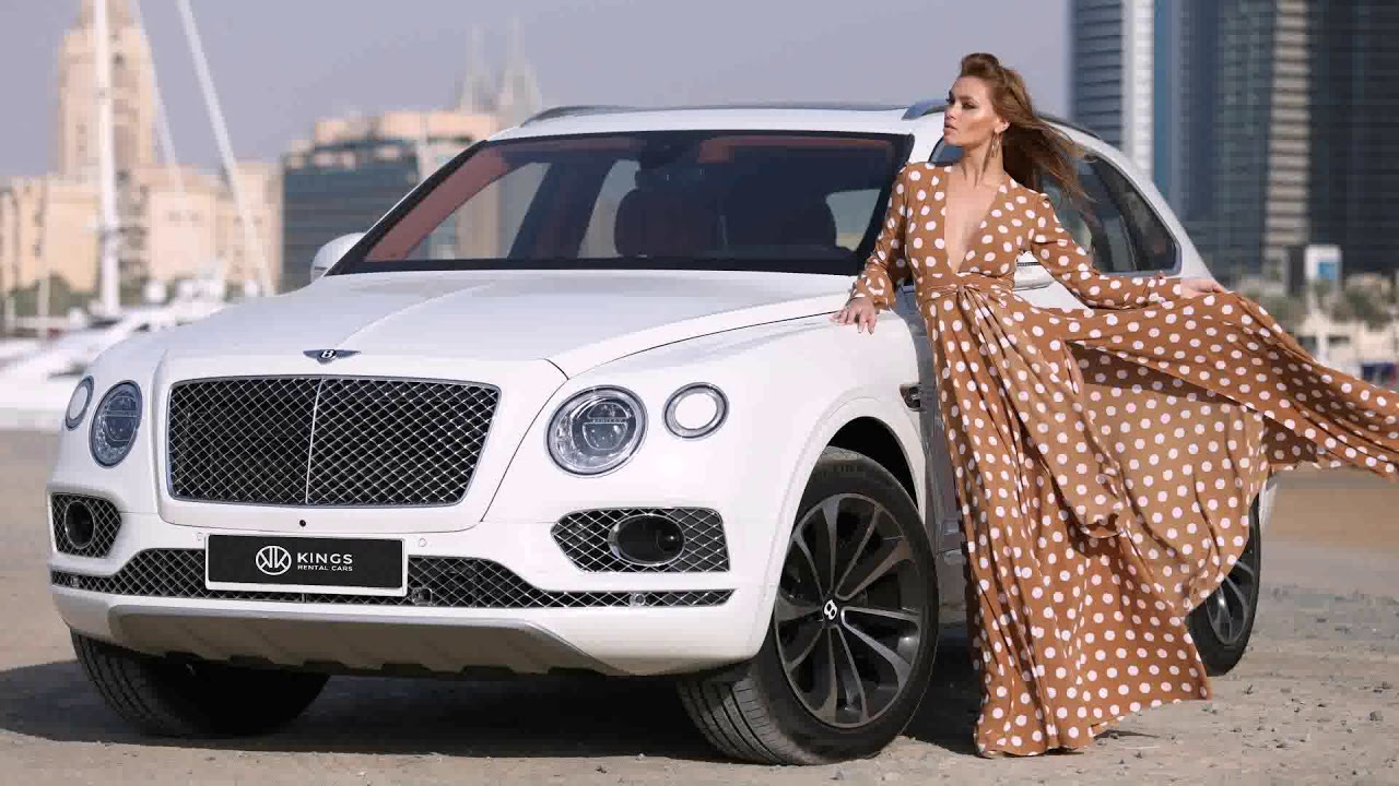 Luxury Car Rental With Driver In Dubai Youtube