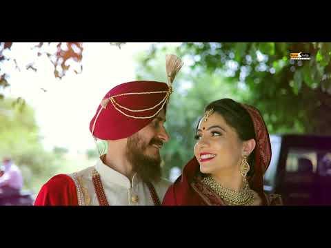 ishwinder-&-navneet-|-best-wedding-song-2019-|-zubaan-manje-bistre-2