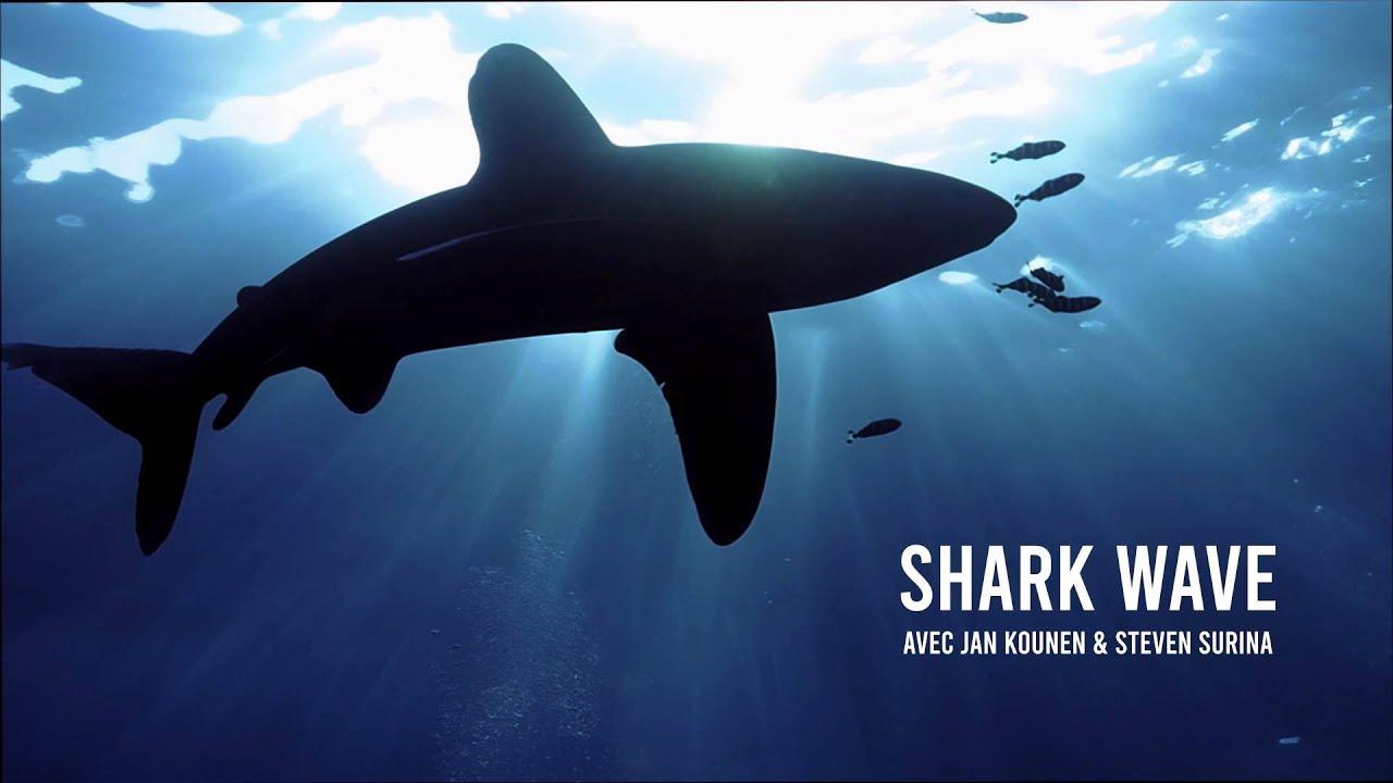 SHARK WAVE - Jan Kounen dive with Sharks - Full movie