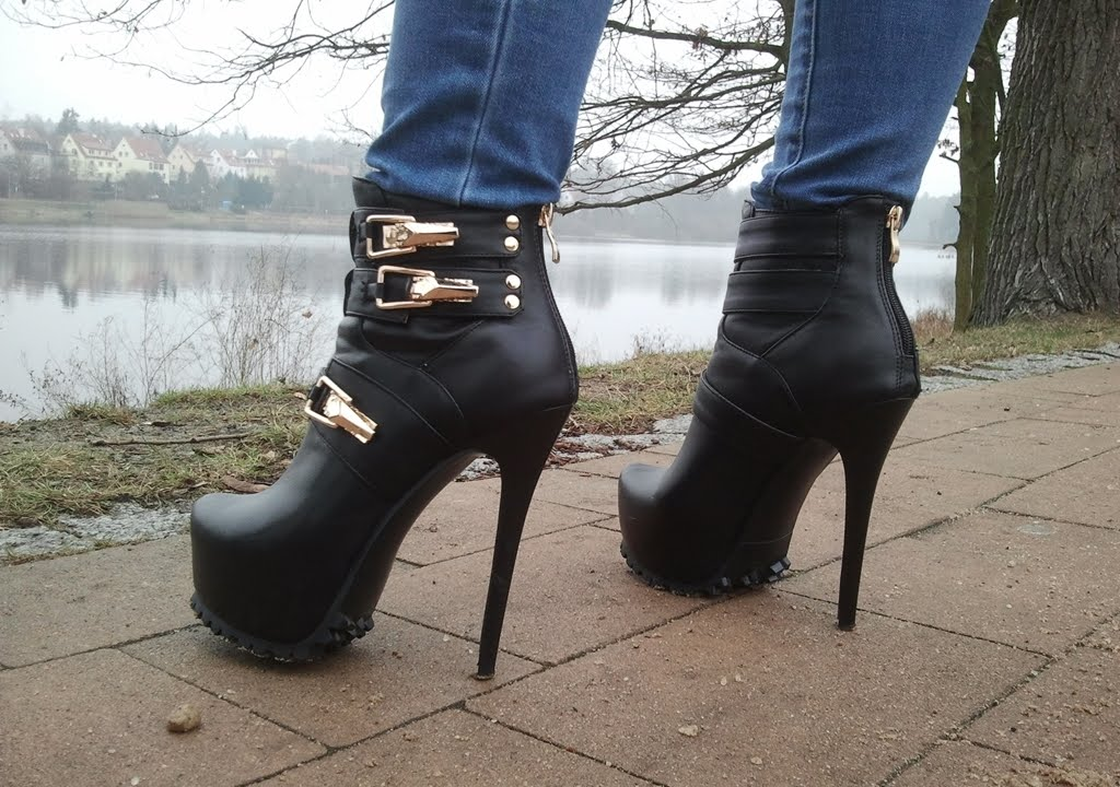 b115aedcecb Stylish Stiletto Boots - YouTube