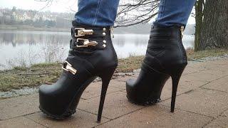 Stylish Stiletto Boots