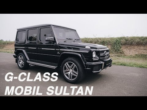 MERCEDES BENZ G63 AMG FIRST IMPRESSION INDONESIA | CARVLOG 050 (INDONESIA)