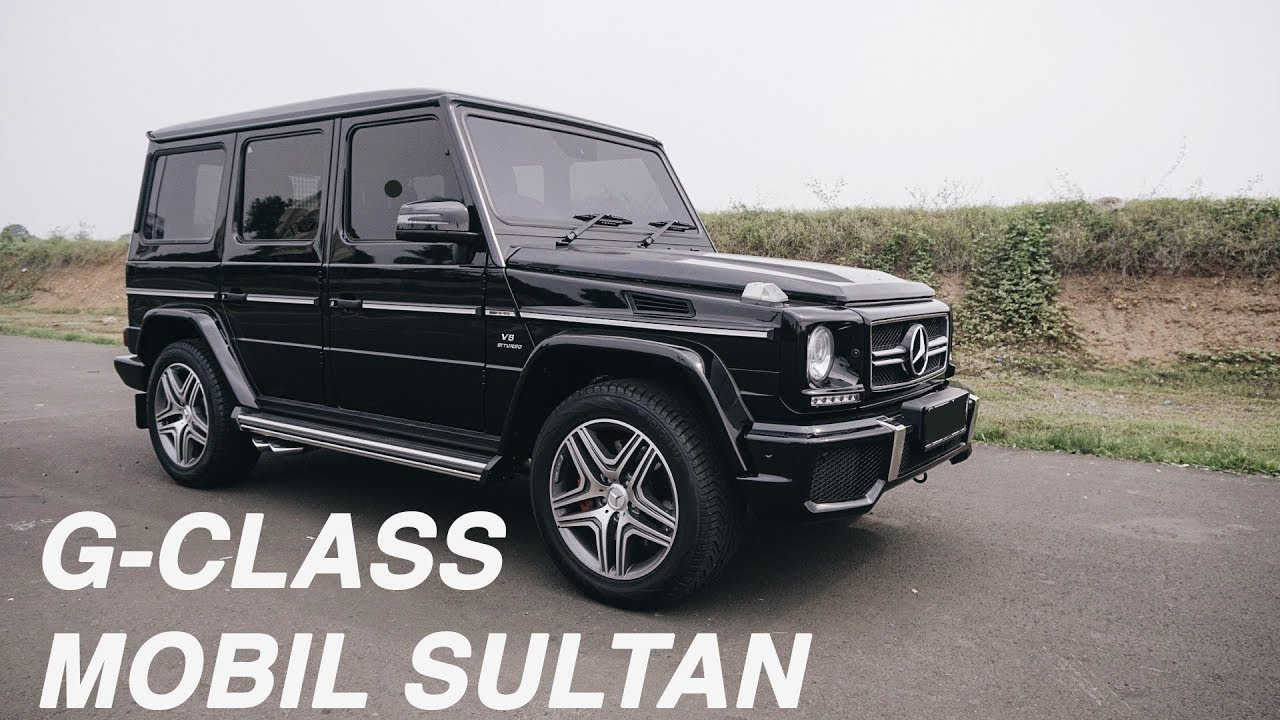 Mercedes Benz G63 >> Mercedes Benz G63 Amg First Impression Indonesia Carvlog 050 Indonesia