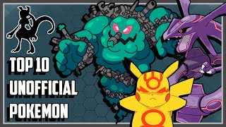 Download Top 10 Unofficial Pokemon You Probably Didn't Know About!