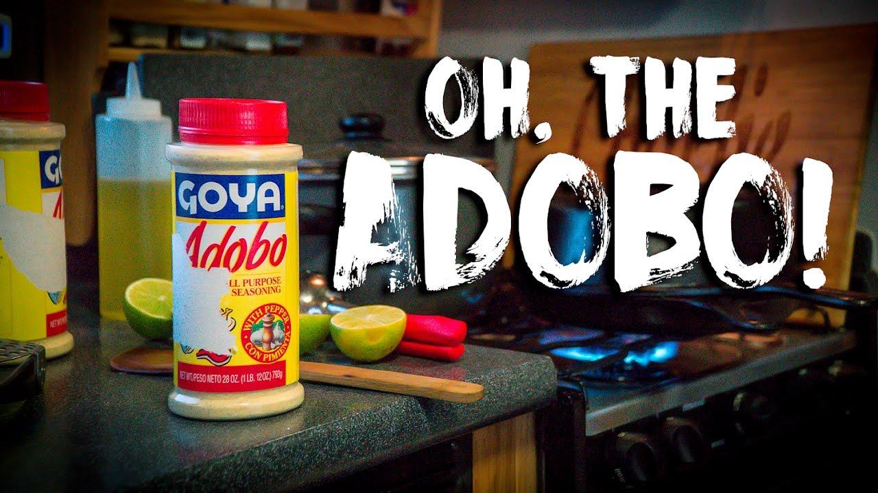 Friday Favorite Goya Adobo Spicing It Up Youtube