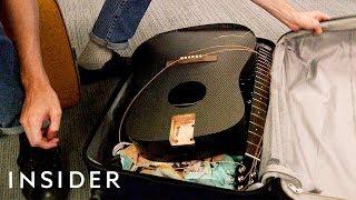 Portable Guitar Can't Be Broken