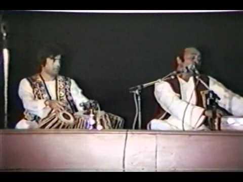 Mehdi Hassan / Tari Khan Live...Teri Mehfil Se Yeh