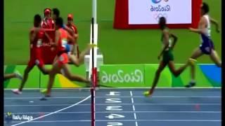 توفيق مخلوفي ومصطفى سماعيلي في أول مركزين ويتأهلان للدور نصف النهائي من سباق 800 متر
