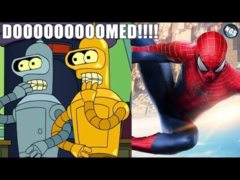 Roberto Orci Leaves The Amazing Spider-Man Franchise. SPIDEY IS DOOOMED!?