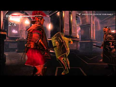 Ryse: Son of Rome: THE BEST SCENE EVER IN RYSE!