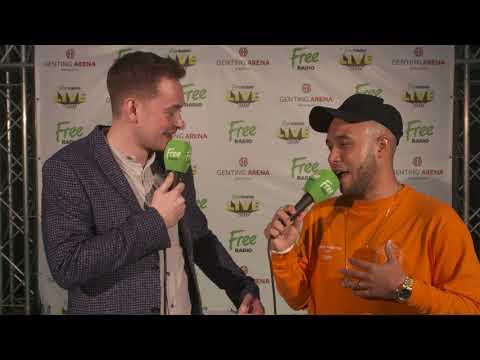 Did Jax Jones DJ at his own wedding? - Free Radio Live 2017