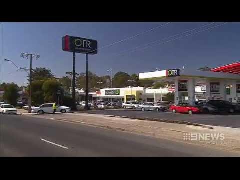 Contaminated Soil Dumping | 9 News Adelaide