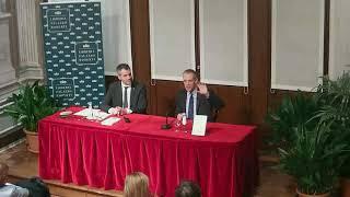 Carlo Cottarelli presenta