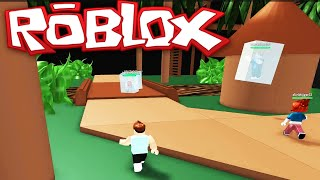 Roblox Adventures / Freeze Tag / Epic Sparkly Attacker!