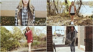 Fall Look Book 2014! | ZaraForever Thumbnail