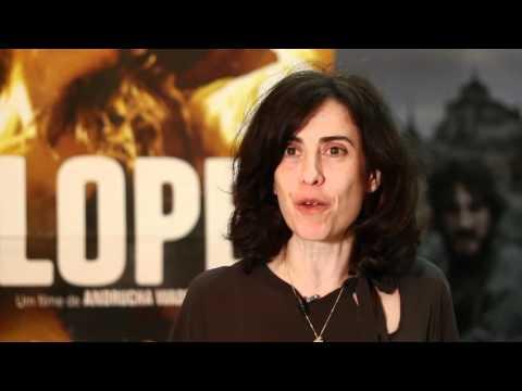 Depoimento de Fernanda Torres sobre o Filme Lope