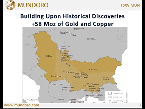 Mundoro Capital - A Deep Value Early-Stage Copper-Gold Explorer
