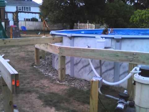 Pool install