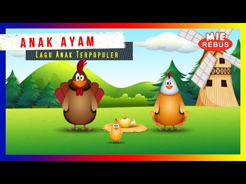 Tek Kotek Anak Ayam - Lagu Anak Terpopuler