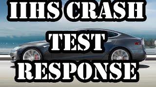 Let's Talk: Model S IIHS Crash Test Score & Tesla's Response