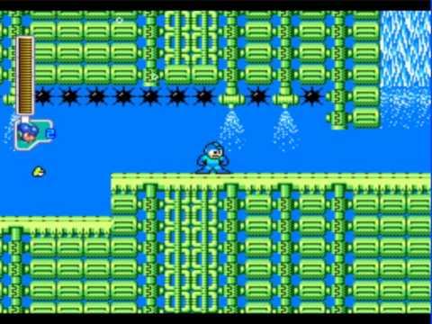 Vamos Detonar Megaman 2 Complete Works parte 01 Bubble Man & Hearth Man [C34]