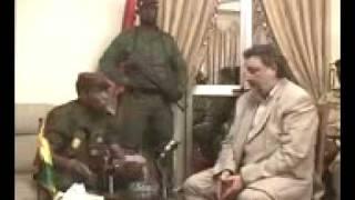 Capitaine Moussa Dadis camara.3gp
