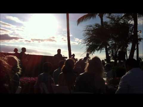 Vacation Vlog 2: SUNSET LUAU!