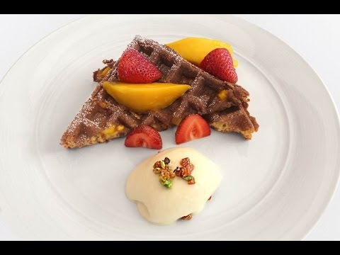 How to Make the Best Belgian Waffle Recipe Ever- by Ripples and Breville Australia