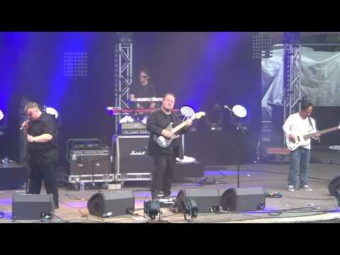 Steve ROTHERY Band - Lavender + Blue angel + Heart of Lothian (Loreley 2015)