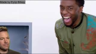 Chadwick Boseman Reacts To Black Panther's Box Office
