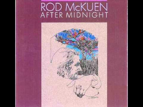 Solitude's my home - Rod McKuen