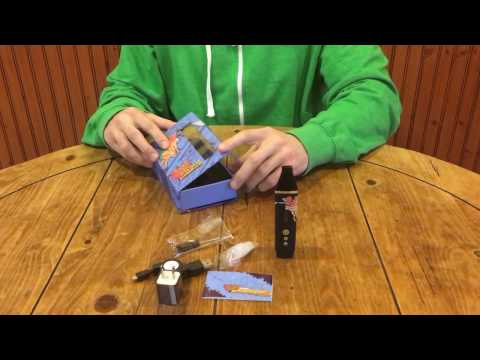 Dry Herb Vaporizer kit – Stoner Joe the Bunny herbal vape pen