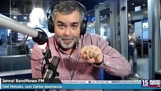 Andreazza fala sobre suposto dossiê produzido pelo Ministério da Justiça contra críticos do governo