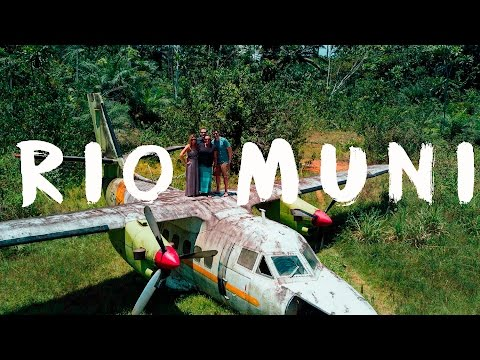 Lost Planes & Monkeys | Exploring Equatorial Guinea