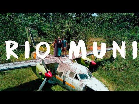 Lost Planes & Monkeys | Exploring Equatorial Guinea
