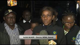 NEMA undertakes major raids in Nairobi populous clubs
