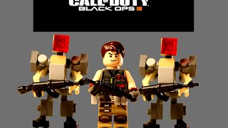 LEGO - CALL OF DUTY BLACK OPS 3 TRAILER