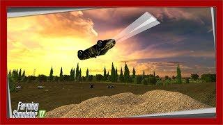 Latające Audi R8 S10E7 | Farming Simulator 17