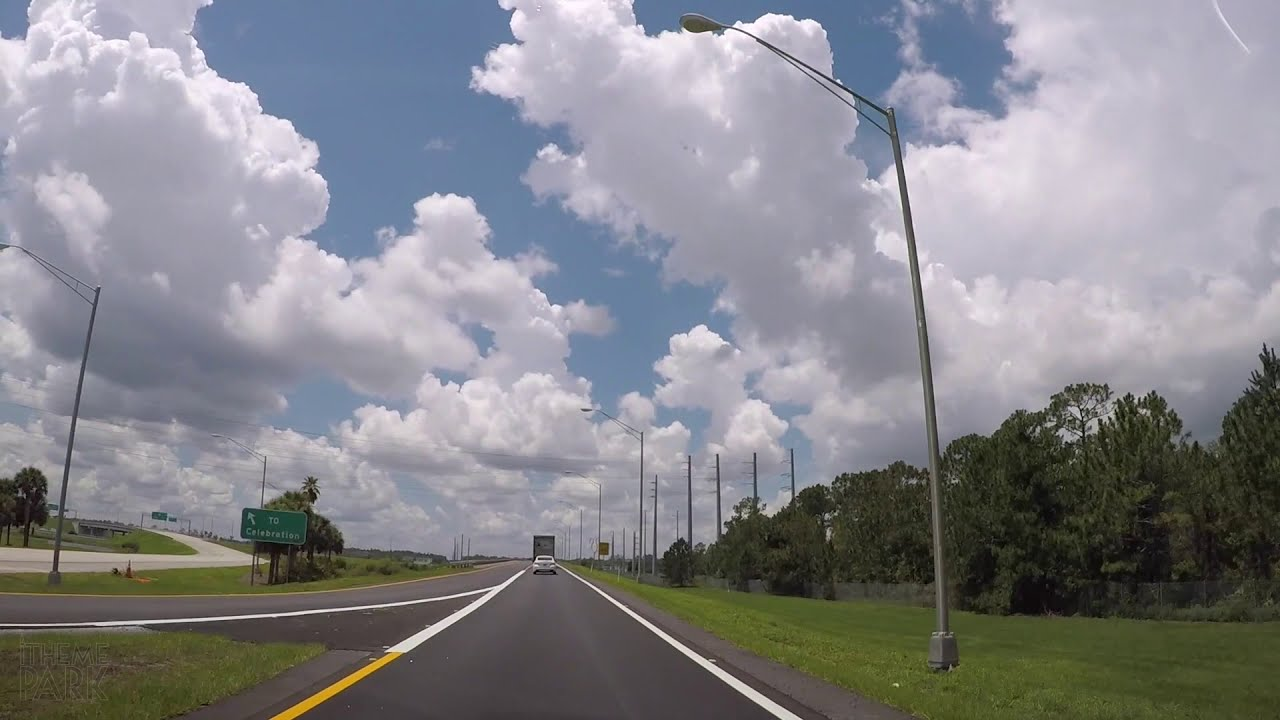 Driving From Walt Disney World To Busch Gardens In Tampa