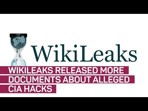 Apple is at the center of alleged WikiLeaks hacks
